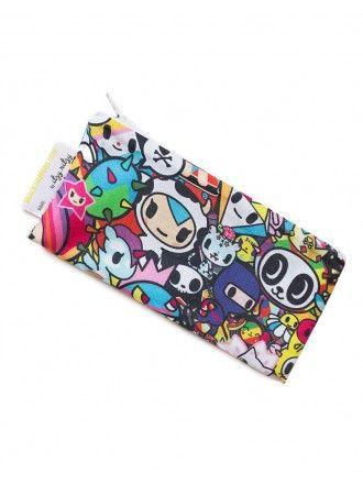 tokidoki x Itzy Ritzy Snack Happens™ Mini Reusable Snack & Everything Bag Set tokidoki All-Stars