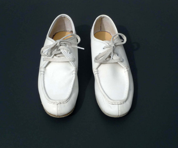 Hush Puppies Bowling Shoes Vintage