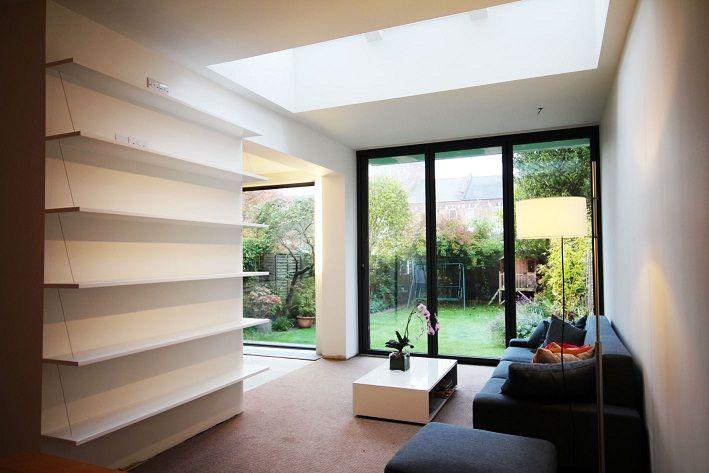 foto de Strong sturdy floating shelf bookcase fromshelfbar co uk Floating shelves Long floating