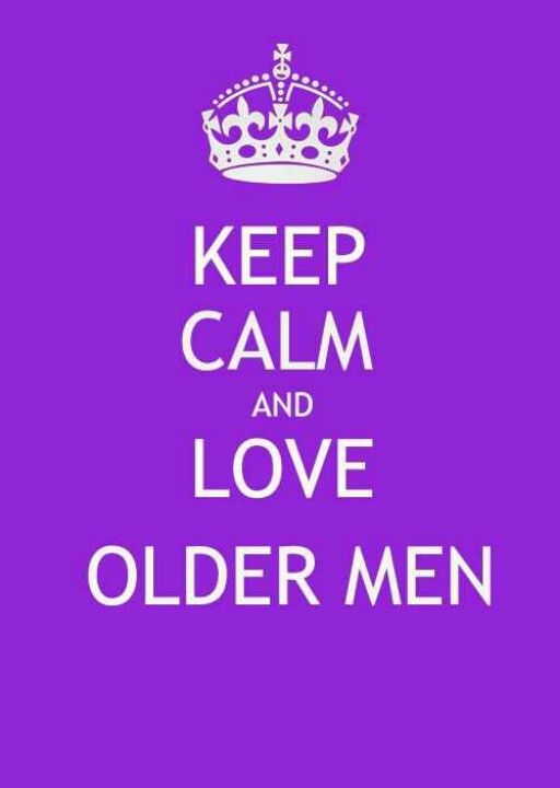 Dating older guy quotes