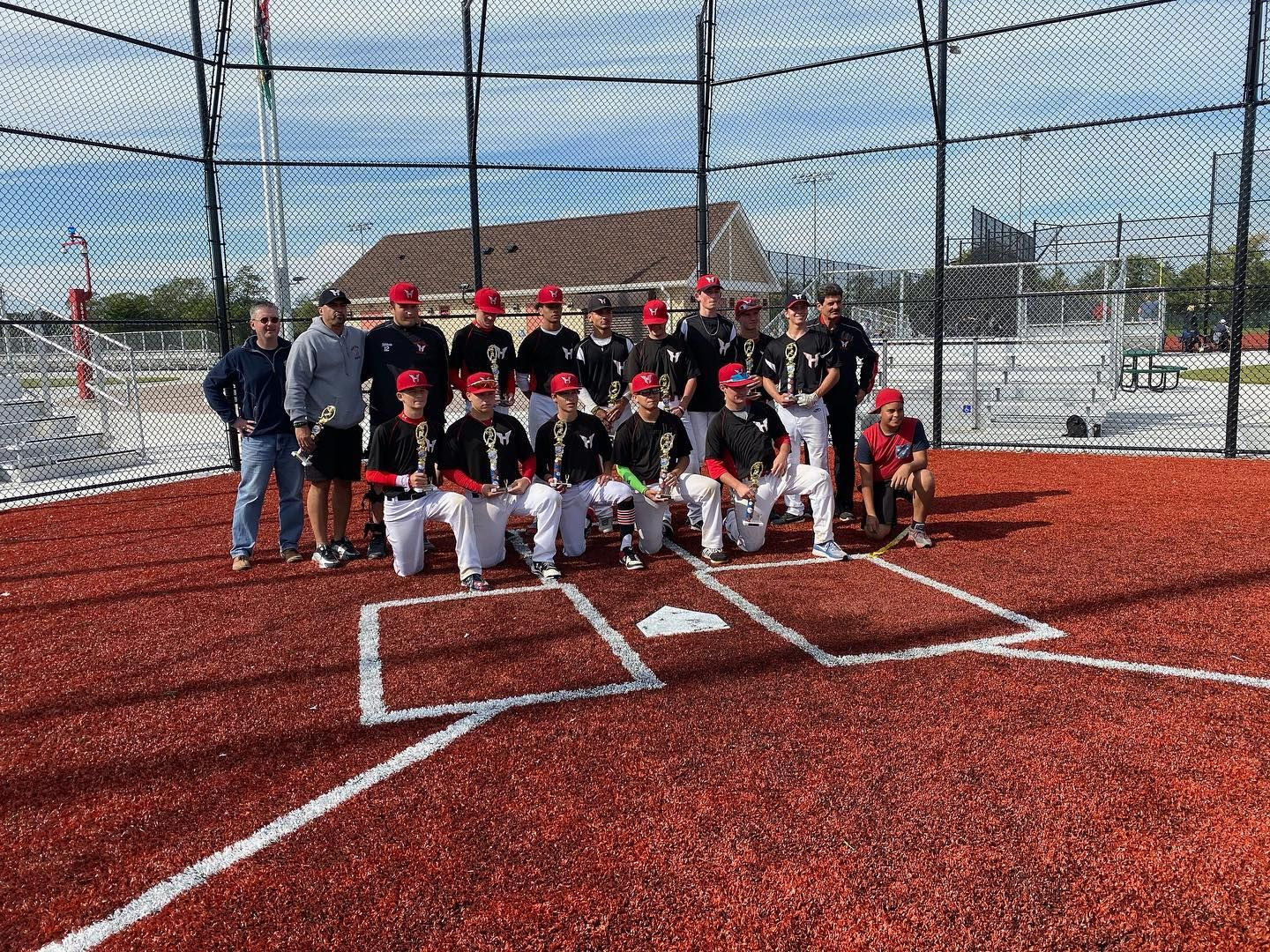 Li Hot Stove Varsity Columbus Day Champions In 2020 Youth Sports Baseball League Sports