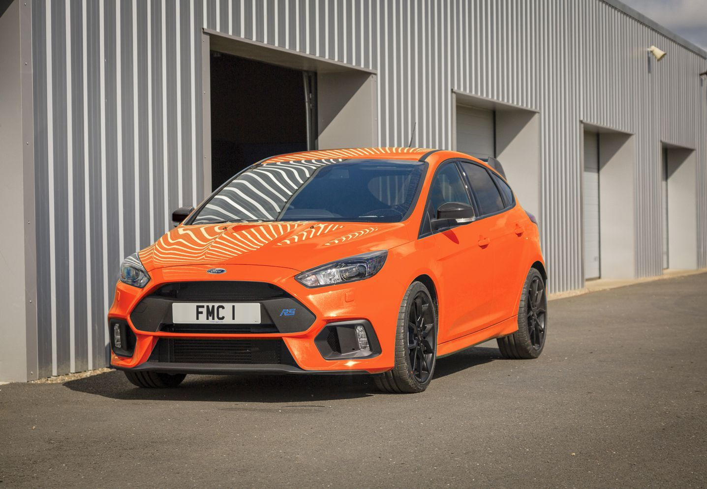 2018 Ford Focus Rs Europe Only Final Edition Ford Focus