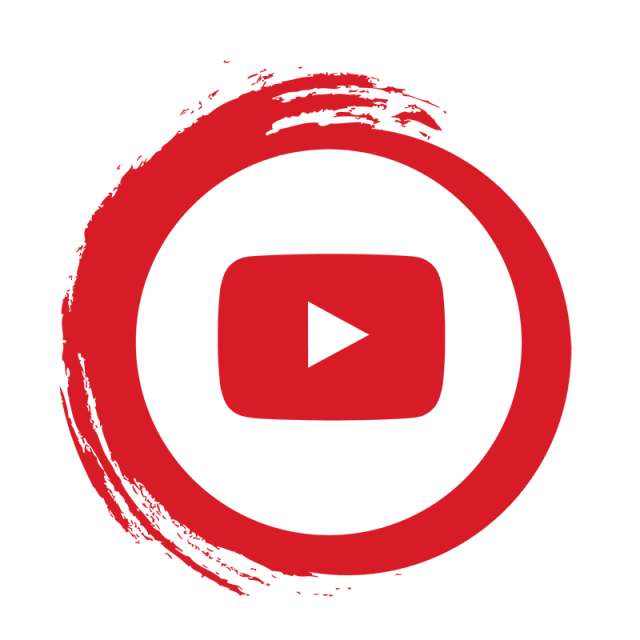 Icono Del Logo De Youtube, Icono De Youtube, Vector De Youtube ...