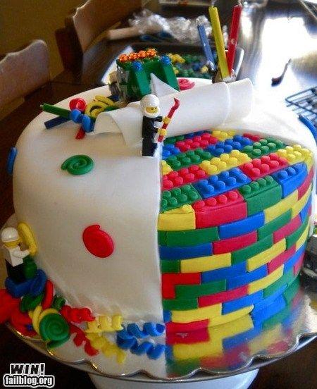 Nice cake :)