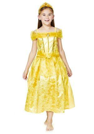 760c7c0f10ca2 Disney Princess Belle Dress-Up Costume at F&F | costumes | Princess ...