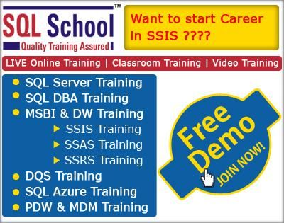 Microsoft BI Training | MSBI Tutorial for Beginners - SSIS Tutorial