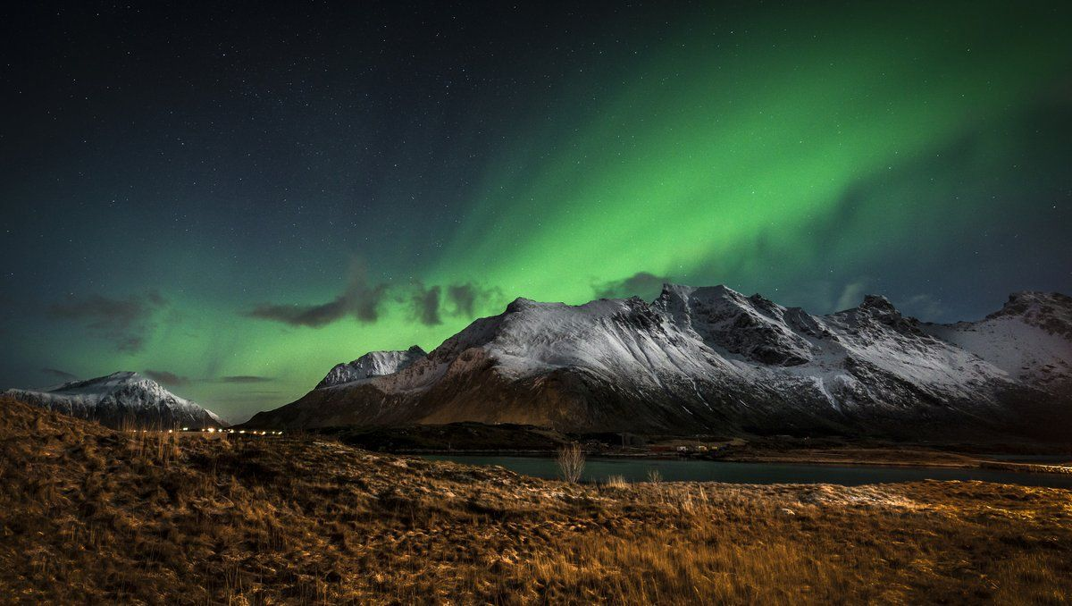 Fredvang, Norway