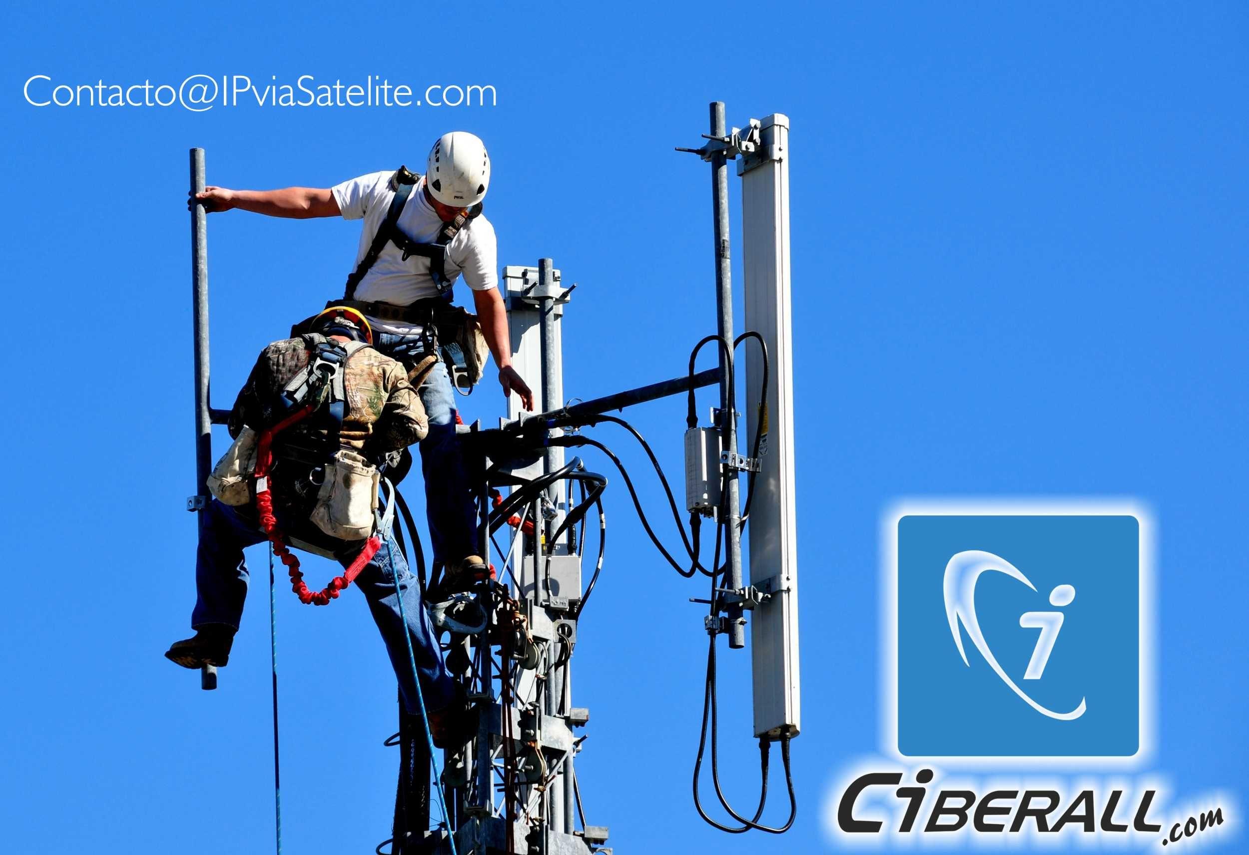 Ciberall expertos en Telecomunicaciones