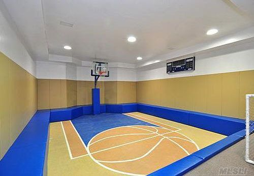 Ballin\' Indoor Basketball Courts For March Madness Freaks | Indoor ...