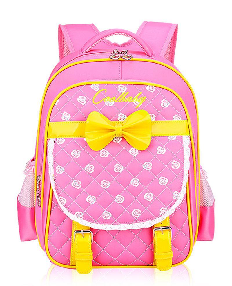 f4db6f0672 School Bags for Girls Children Backpacks Primary Students Backpack  Waterproof Schoolbag Kids Book Bag satchel rucksack