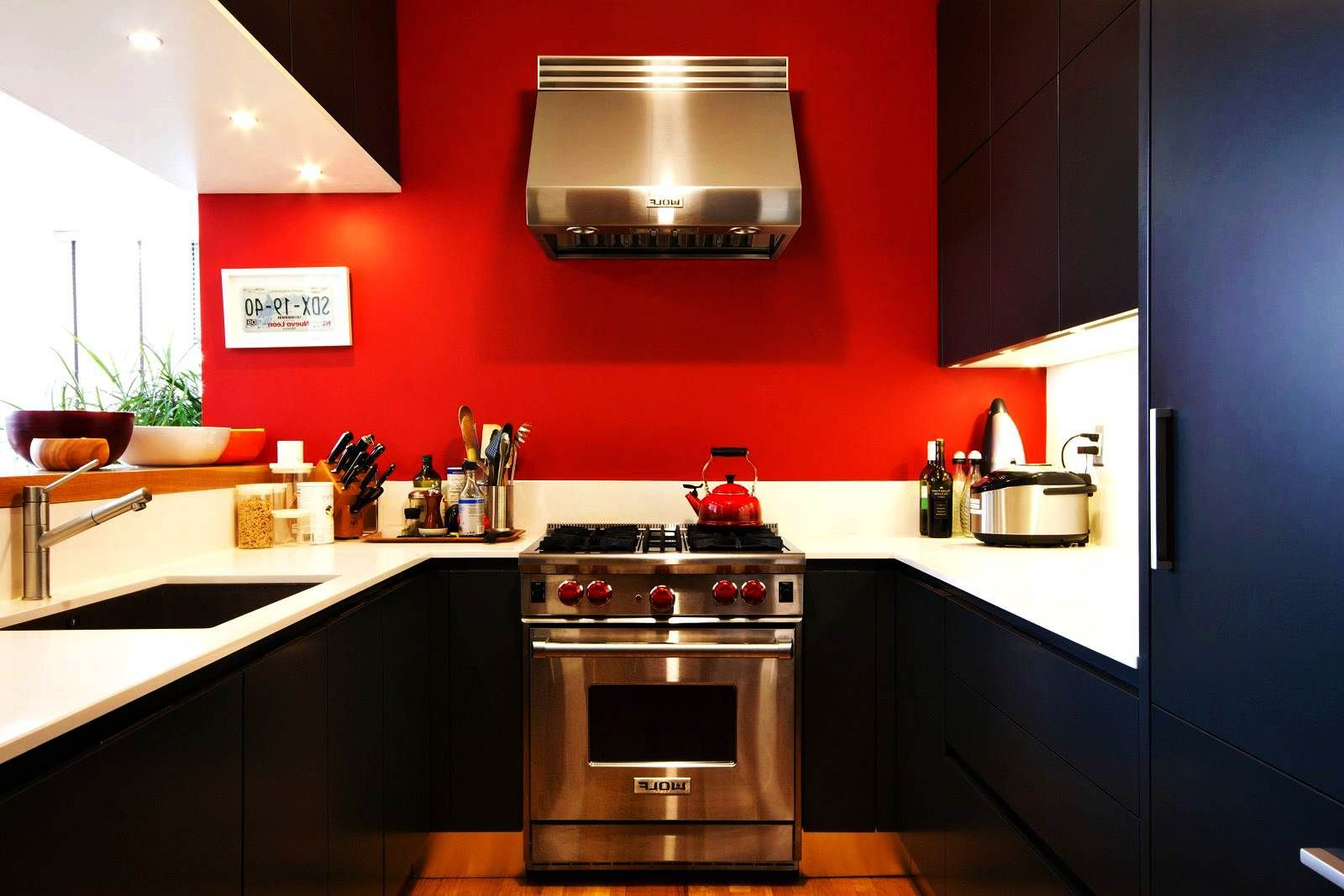 Modern Small Kitchen Color Design Ideas Red Grey And White Brilliant Kitchen Colour Designs Ideas Design Decoration