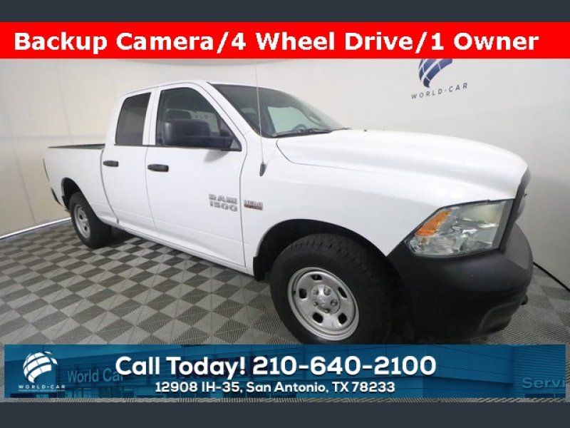 Used 2018 Ram 1500 Tradesman For Sale In San Antonio Tx 78233 Truck Details 515925261 Autotrader Autotrader Ram 1500 San Antonio