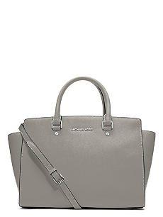 e0bbcbff5e5701 MICHAEL MICHAEL KORS Selma large Saffiano leather satchel | purses ...