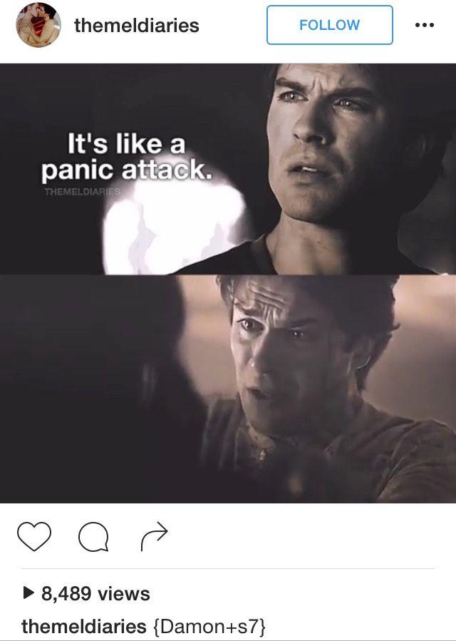 Aw, Damon :'(