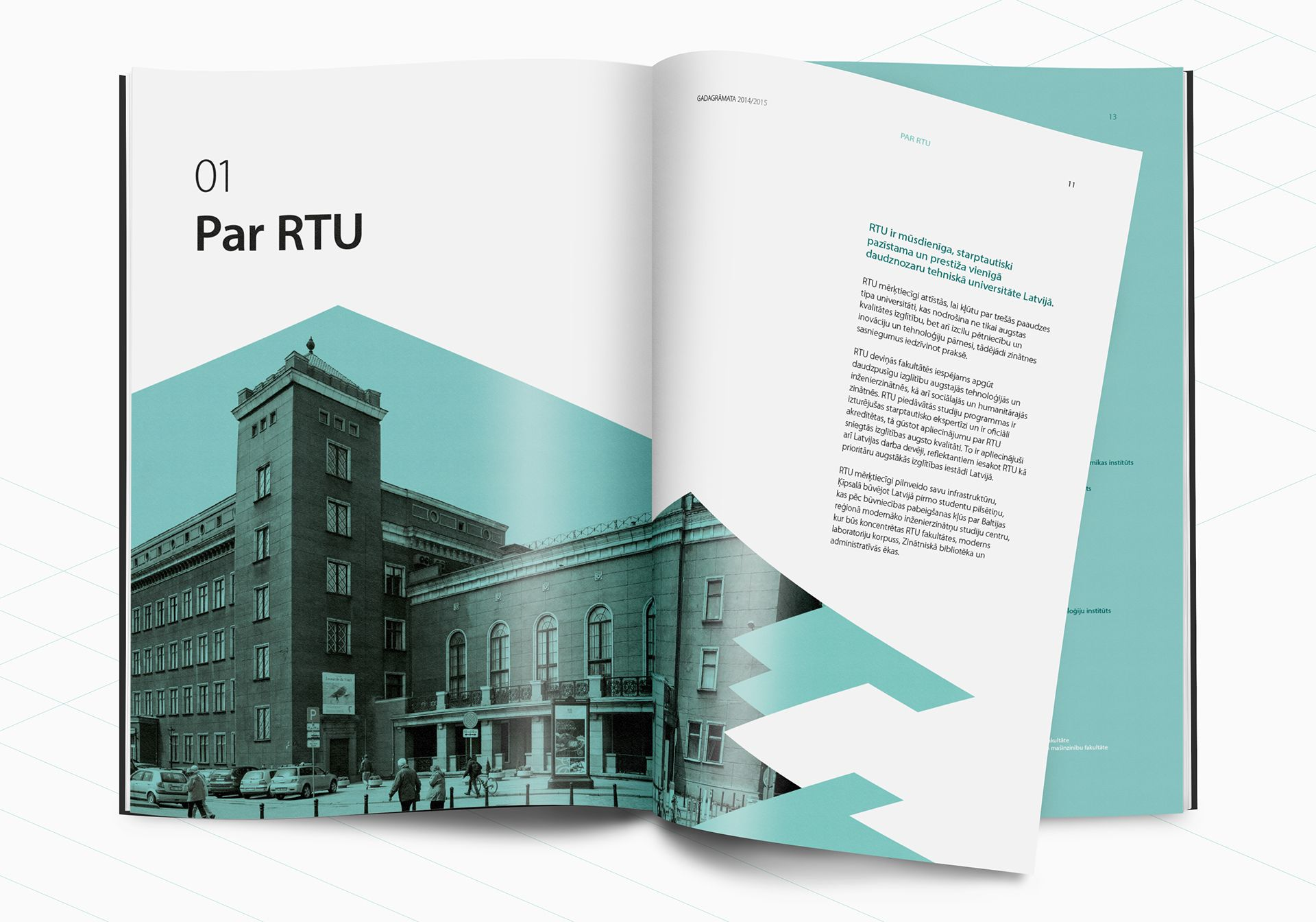 Pin By Velocity Design On Brochures Technical University Annual Report University