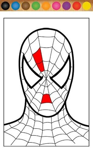 Spiderman Painting Beta For Android Spiderman Painting Spiderman Painting