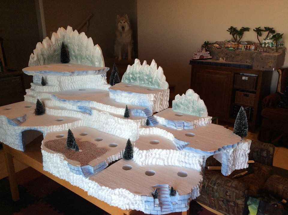 We can make anything with styrofoam for you, no one can beat