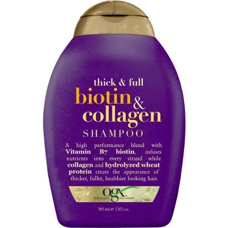 Beauty Biotin And Collagen Shampoo Biotin Shampoo Shampoo For