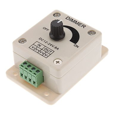 led lights dimmer switch dc12 24v