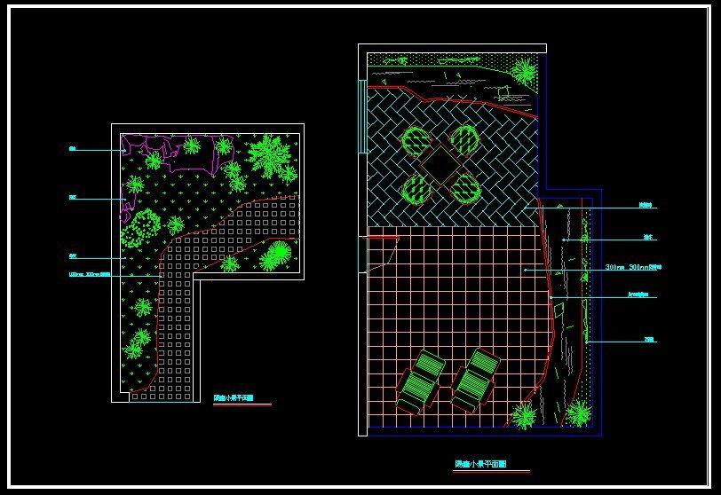 Garden Design Cad ☆【landscape design】☆ http://www.boss888/autocad/b13.htm