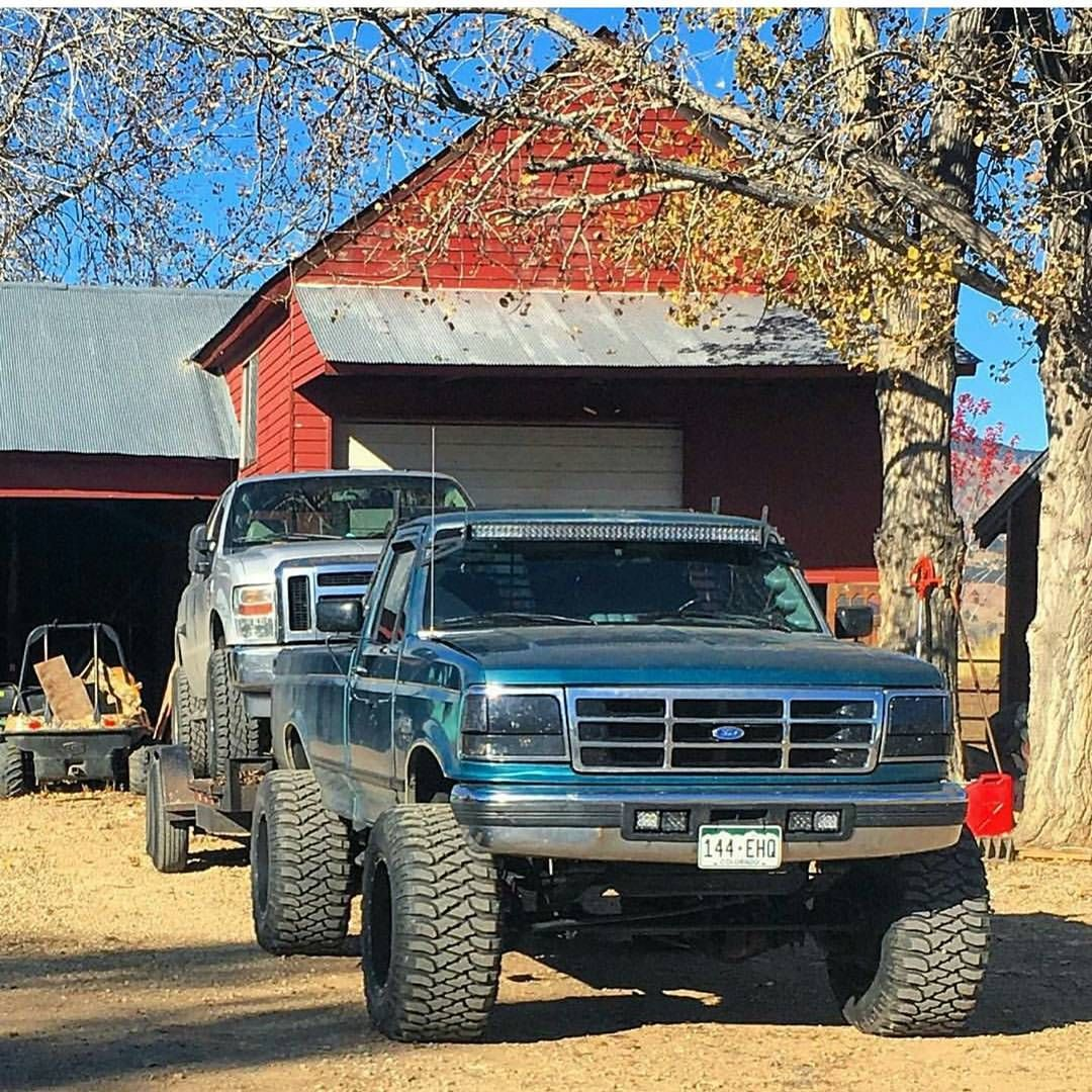 Owner of truck in profile picture dangerzone239 7 3 ford trucks daily send in a picture