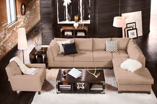 in style furniture. Decorating For Two: Living Together In Style Furniture