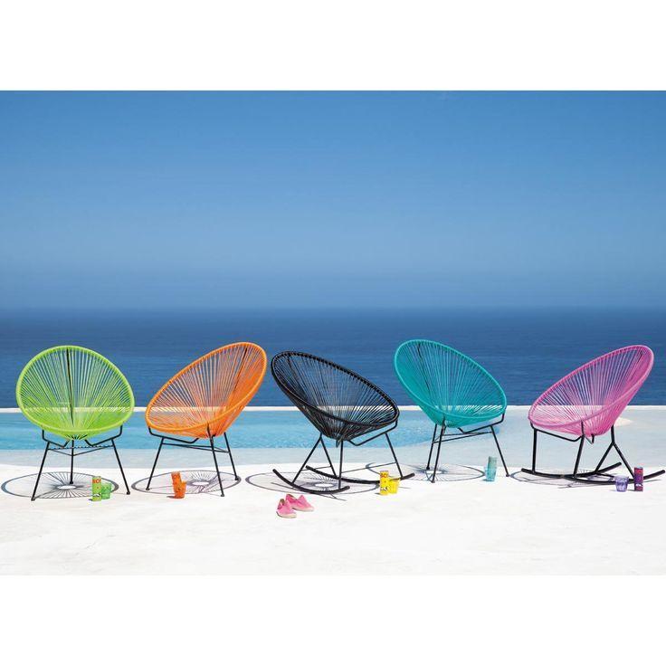 fauteuil acapulco copacabana maison du monde blushmymind. Black Bedroom Furniture Sets. Home Design Ideas