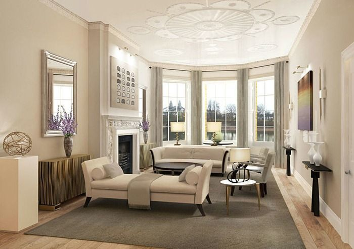 From Cloud Studios the Londonbased interior design firm of Nia