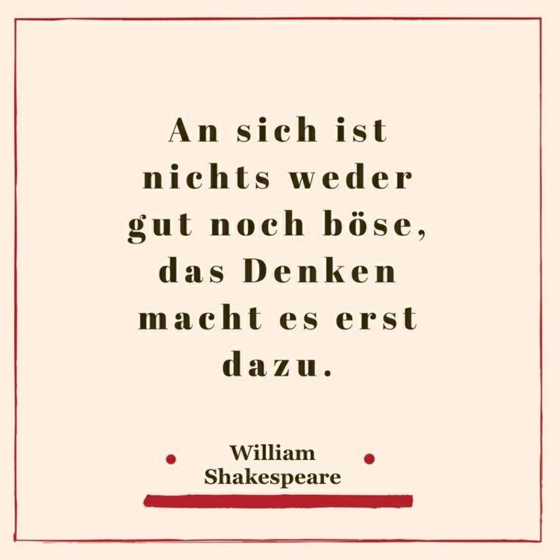 Shakespeare sprüche Lustige Zitate