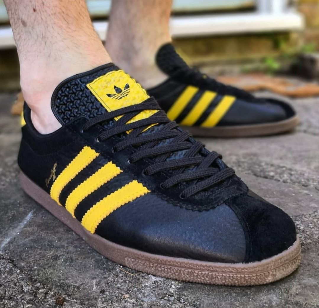 san francisco fa637 06ae8 Manchester MRN on feet on the street   Adidas in 2019   Adidas shoes, Adidas,  Adidas sneakers