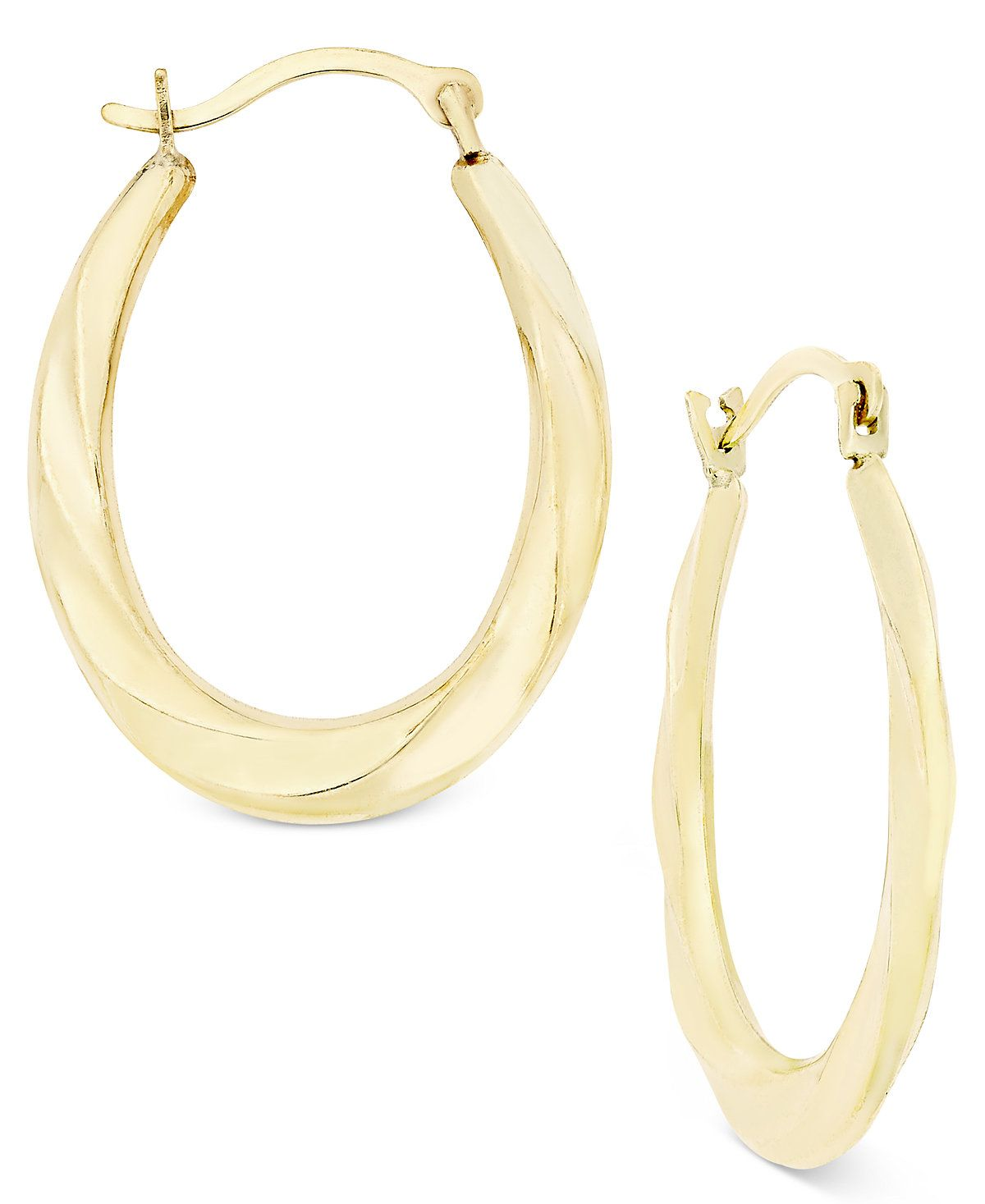 beautiful inc jewelry amp fresh gold jacmel hoop upc barcode of earrings