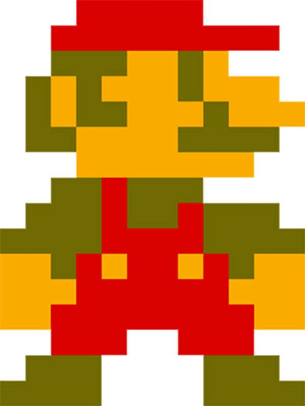 This Is How Much Your Favorite Video Games Have Changed Mario Super Mario Retro Mario