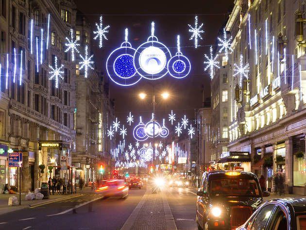 christmas lights london # 49