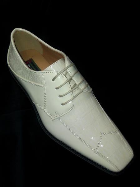 White \u0026 Ivory Shoes | Leather Shoes