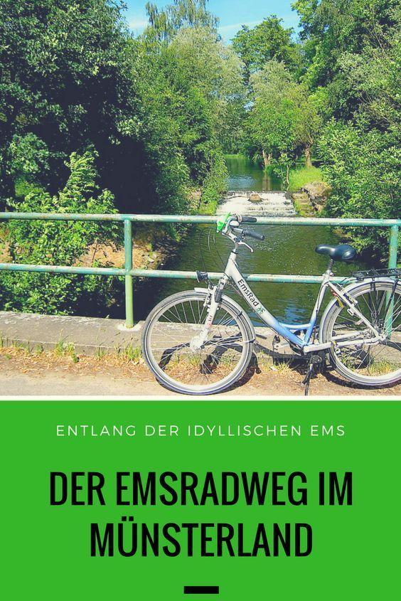 Der Idyllische Emsradweg Im Munsterland Radtouren Fahrradtour