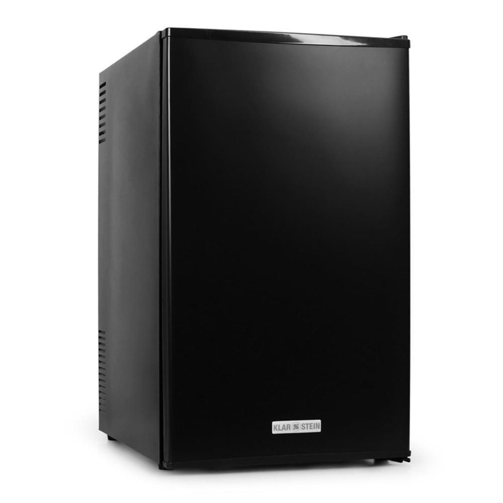 Leiser schwarzer Mini Bar Kühlschrank für Hotel Gastro Party oder ...