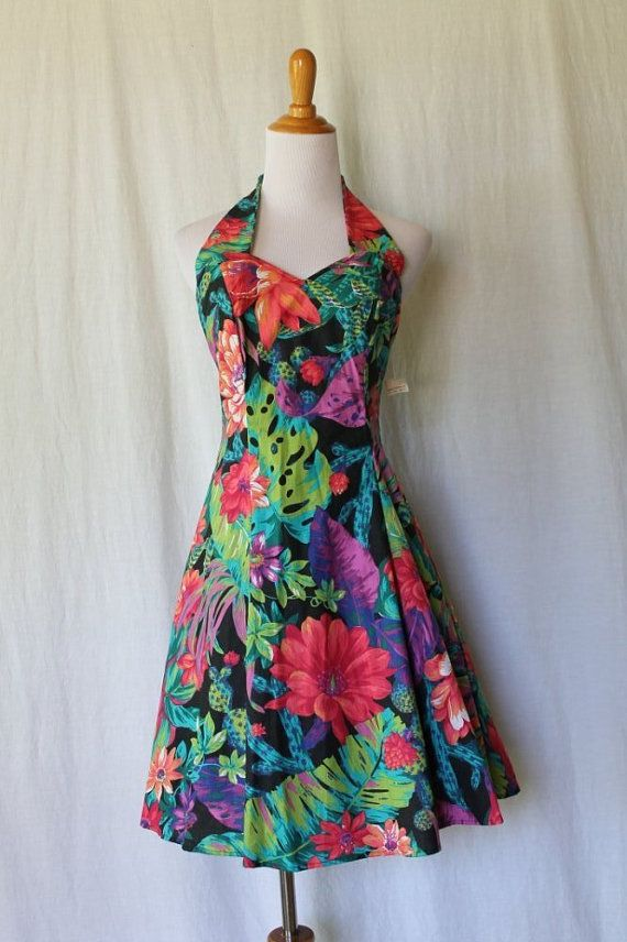 4b5696a85b9 Vintage Joni Blair of California 80 s does 50 s by LePetiteLavoir ...