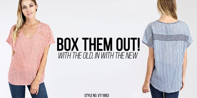 It's time to square things up! Check out our New Arrivals! // www.veryj.com // #VeryJ #NewArrivals #BoxOut #Old ...