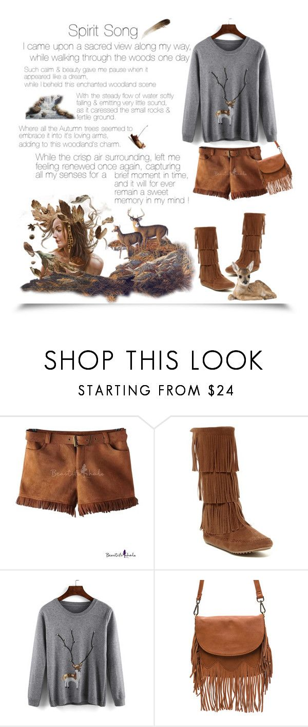 """Spirit Song'"" by dianefantasy ❤ liked on Polyvore featuring Nature Breeze"
