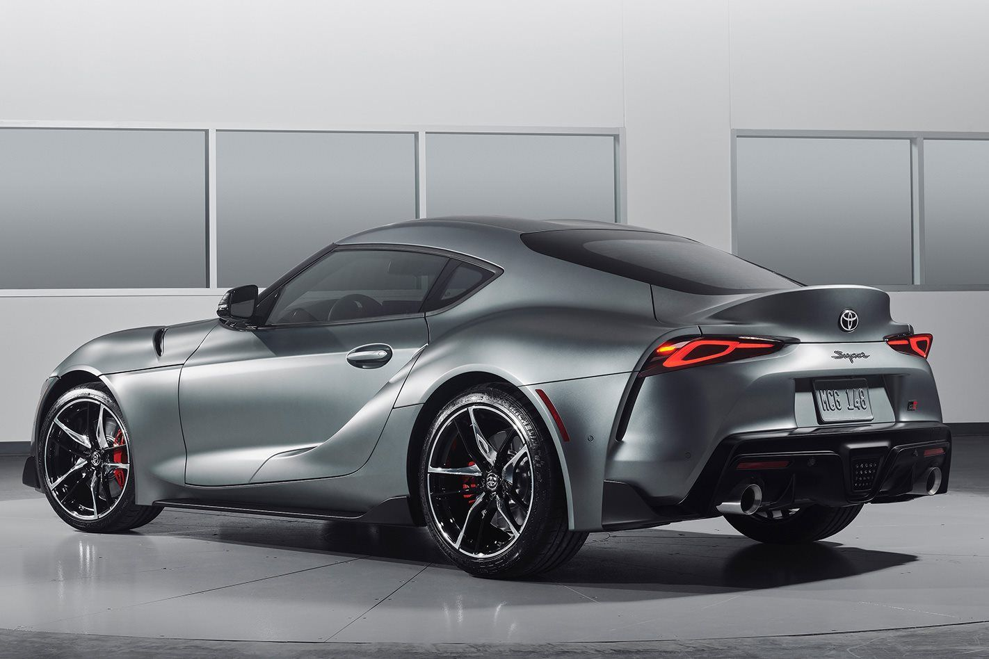2020 Toyota Gr Supra Revealed Toyota Supra New Toyota Supra Sports Car