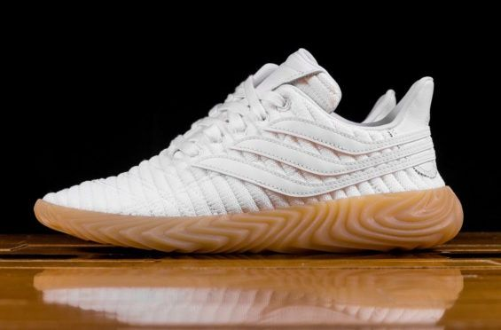 outlet store d4753 5c41e adidas Sobakov White Gum Dropping At More Retailers This Weekend The adidas  Sobakov White Gum made