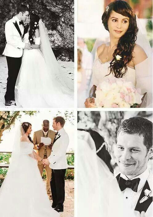 Joseph Morgan and Persia White's wedding photo | Celebs I ... |Persia White And Joseph Morgan Wedding