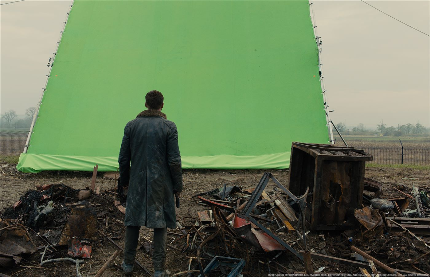 Eight teams and 1,190 shots go into Blade Runner 2049s