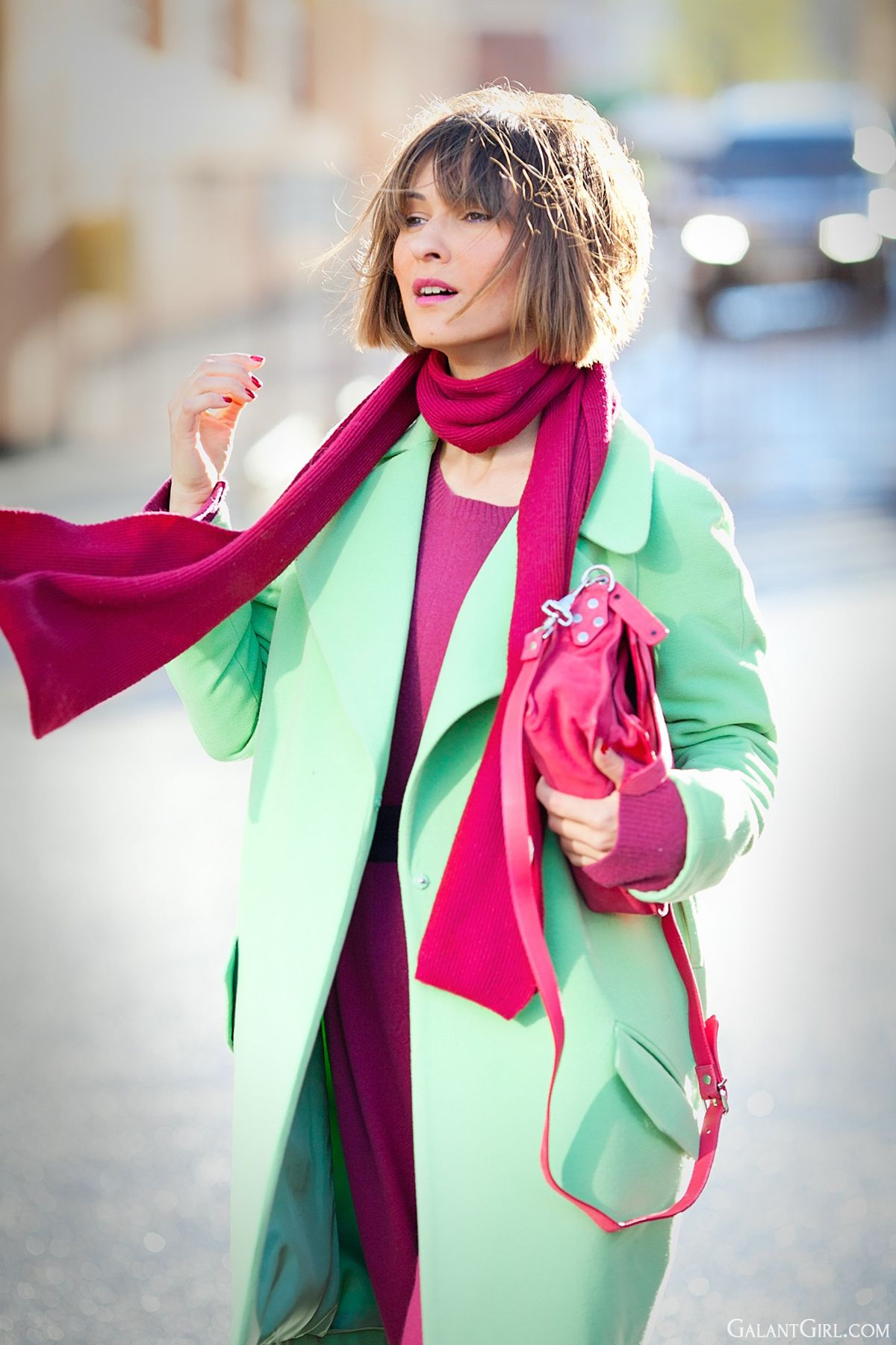 Αποτέλεσμα εικόνας για color blocking outfits