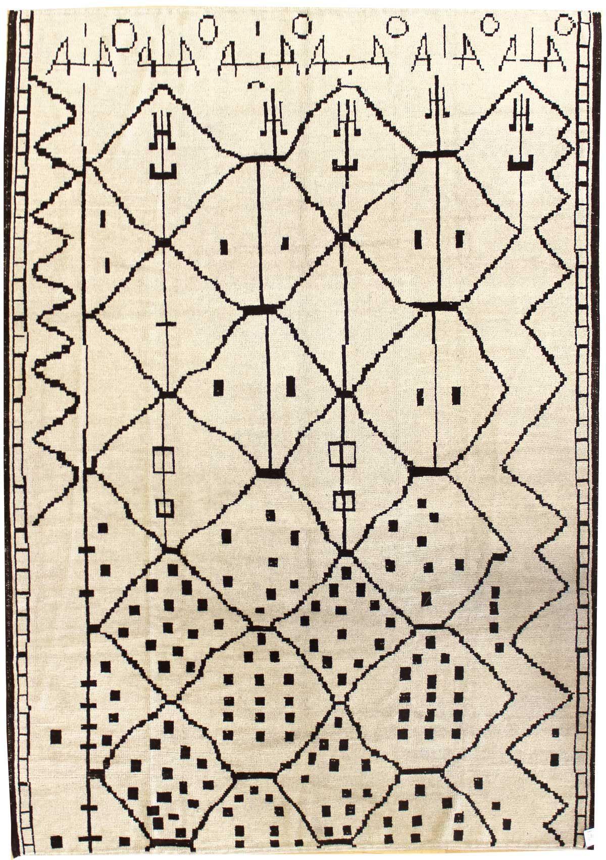 moroccan design rugs gallery: moroccan design turkish rug, hand