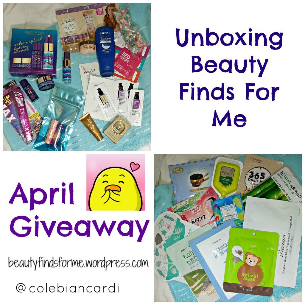 This giveaway is open to both USA and International Readers (basically anywhere the USPS can ship to) and is totally sponsored by me :D April 2016 Giveaway  What the winner will rece…