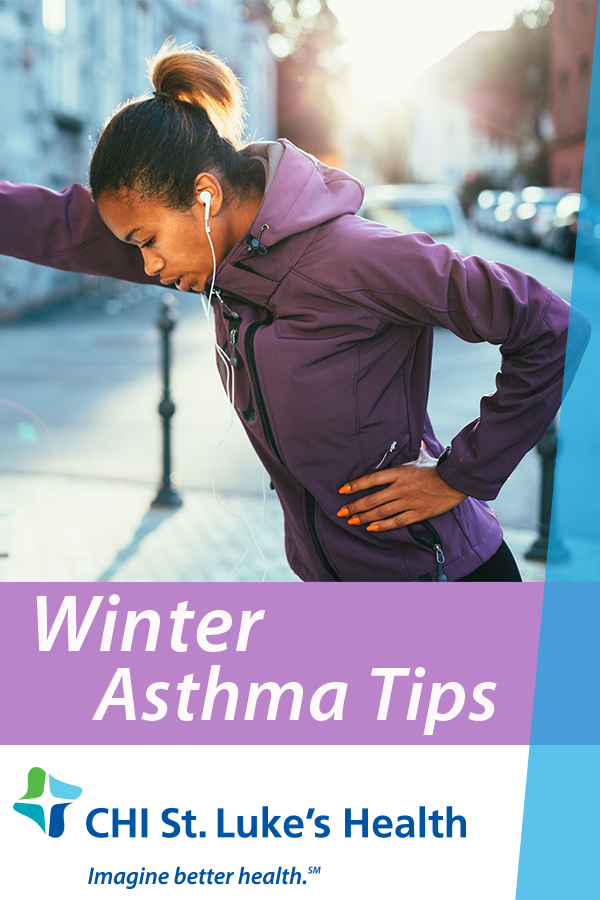Asthma Can Get Worse During The Winter Season As Cold And Flu