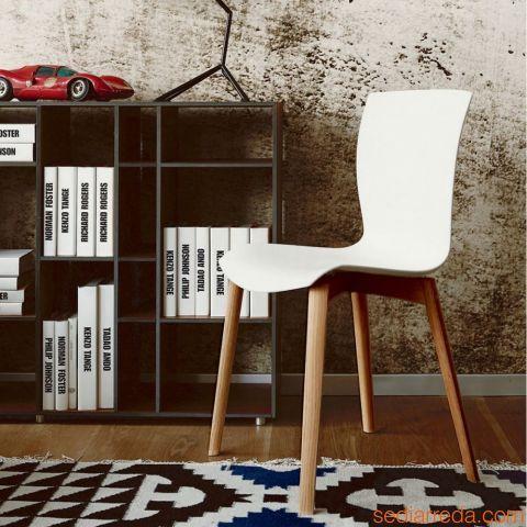Colico Design Rap.w | Arredamento, Sedia design e Sedia legno