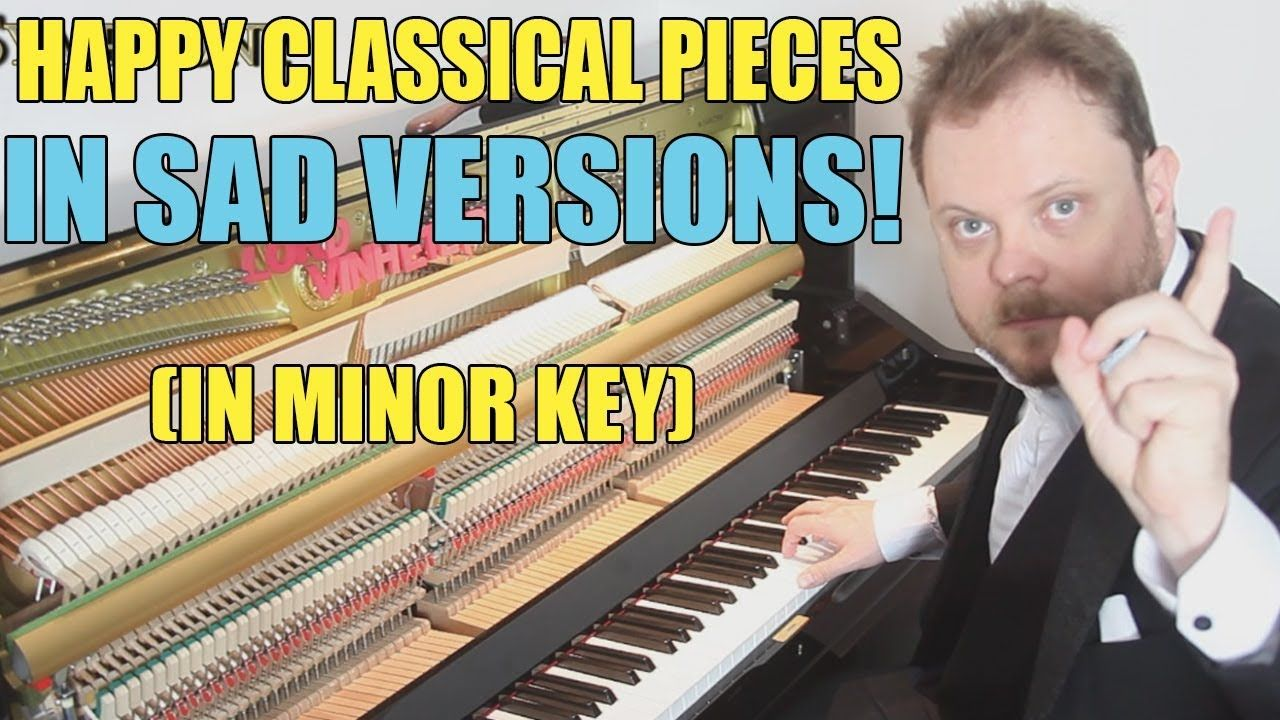 Happy Classical Songs in Sad Versions - YouTube | Music