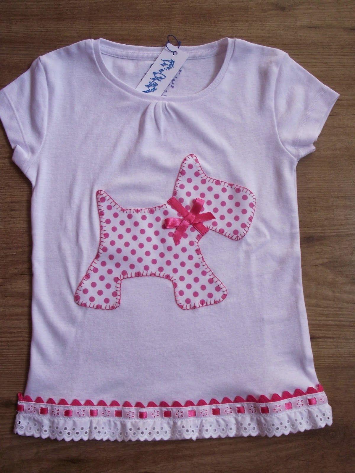 7142da56e Aneta´s Camisetas  Camisetas de perrito.
